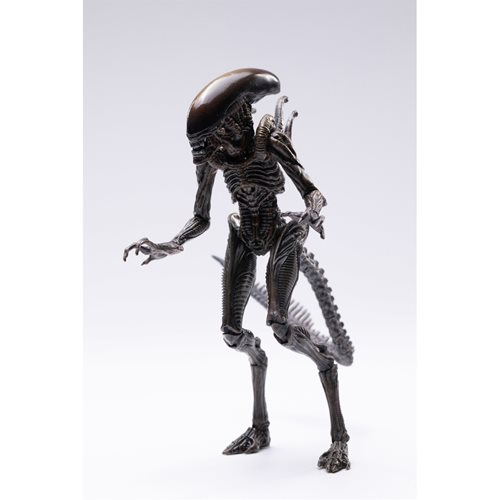 Alien Resurrection Lead Alien Warrior 1:18 Scale Action Figure -Previews Exclusive