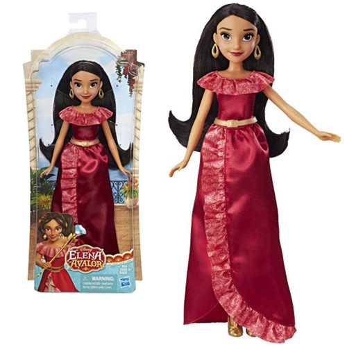 Elena of Avalor Fashion Doll
