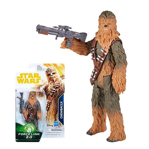 Star Wars Solo Force Link 3 3/4-Inch Action Figures Wave 1
