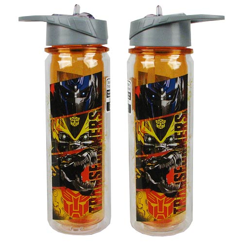 Transformers Movie Heroes 18 oz. Tritan Water Bottle