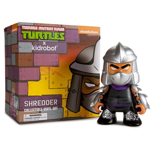 Teenage Mutant Ninja Turtle Shredder Vinyl Figure