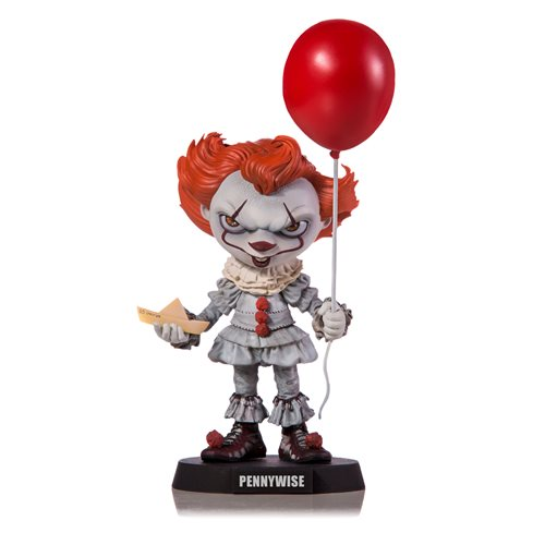It Pennywise MiniCo. Vinyl Figure, Not Mint