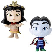Super Monsters Collectible Figures A Wave 1 Revision 1 Set
