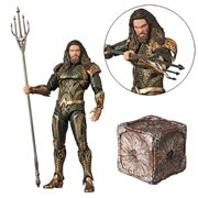 Justice League Movie Aquaman MAFEX Action Figure