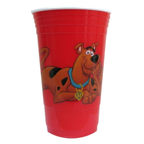 Scooby-Doo Red Party Cup