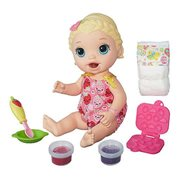 Baby Alive Super Snacks Snackin Lily Doll Blonde, Not Mint