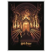 Harry Potter and the Mirror of Erised Art Print