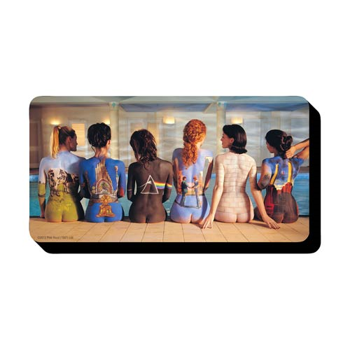 Pink Floyd Back Art Funky Chunky Magnet