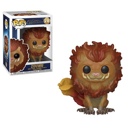 Fantastic Beasts 2 Zouwu Pop! Vinyl Figure #28