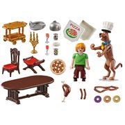 Playmobil 70363 Scooby-Doo! Dinner with Shaggy