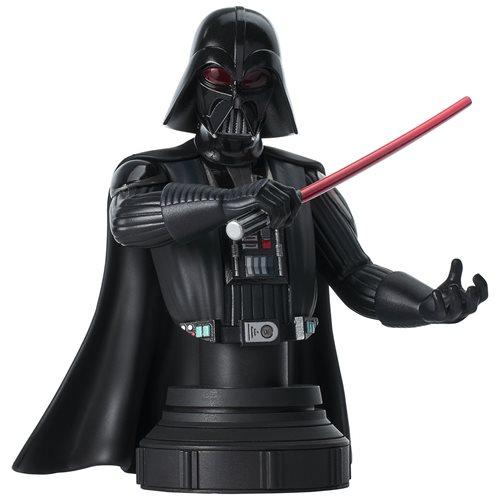 Star Wars: Rebels Darth Vader 1:7 Scale Mini-Bust