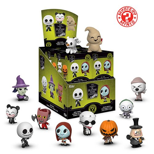 NBX Mystery Minis Mini-Figure Display Case