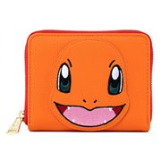 Pokemon Charmander Head Zip-Around Wallet