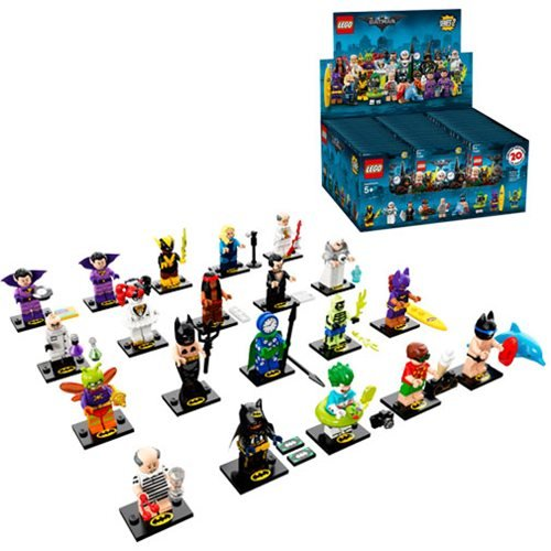 LEGO 71020 LEGO Batman Movie Mini-Figure Series 2 Random 10-Pack
