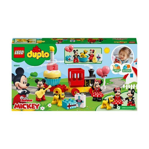 LEGO 10941 DUPLO Mickey & Minnie Birthday Train