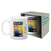 Smithsonian Rosie We Can Do It Mug