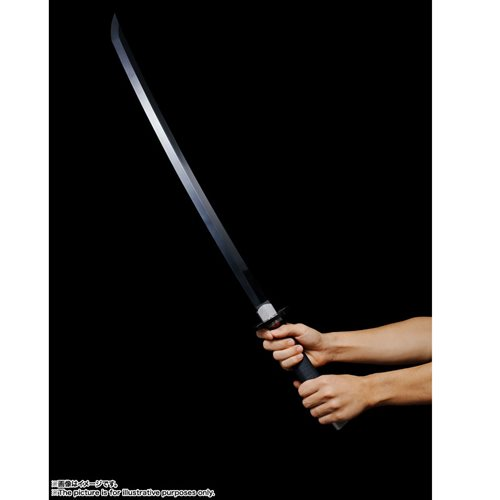 Demon Slayer Nichirin Sword Tanjiro Kamado Proplica Prop Replica