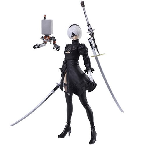 NieR: Automata Bring Arts 2B (YorHa No. 2 Type B) 2.0 Action Figure