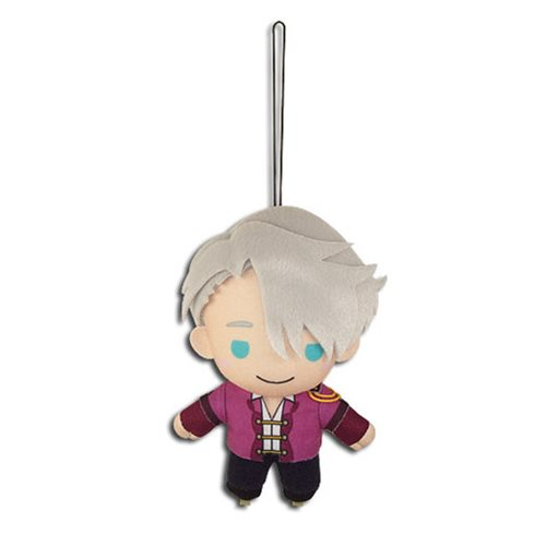 Yuri on Ice Victor Dancing Clothes 5-Inch Plush