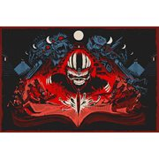 Iron Maiden Book of Souls by Adam Ford Art Print