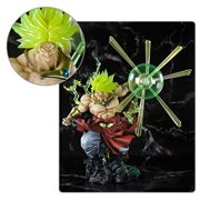 Dragon Ball Z Super Saiyan Broly The Burning Battles FiguartsZERO Statue