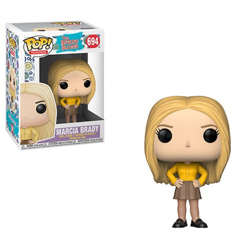 The Brady Bunch Marcia Brady Pop! Vinyl Figure #694