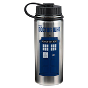 Doctor Who 18 oz. Vacuum Insulated Stainless Steel Water Bottle