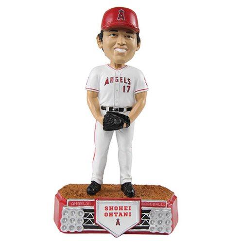 62956faa79c MLB Los Angeles Angels Shohei Ohtani Stadium Lights Bobble Head ...