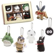World of Studio Ghibli Collector Key Chain Set