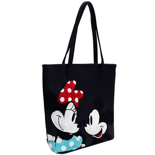 Mickey Mouse and Minnie Mouse Tote Purse