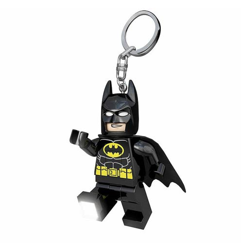 LEGO Batman DC Super Heroes Minifigure Flashlight