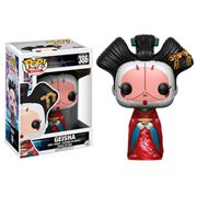 Ghost in the Shell Geisha Pop! Vinyl Figure, Not Mint