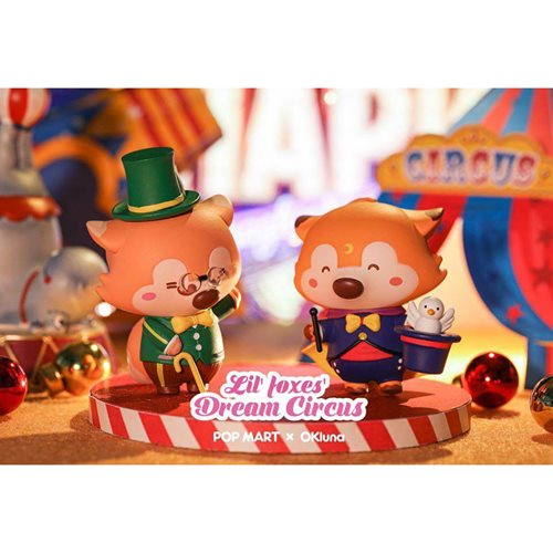 Lil Foxes Circus Blind Box Mini-Figure