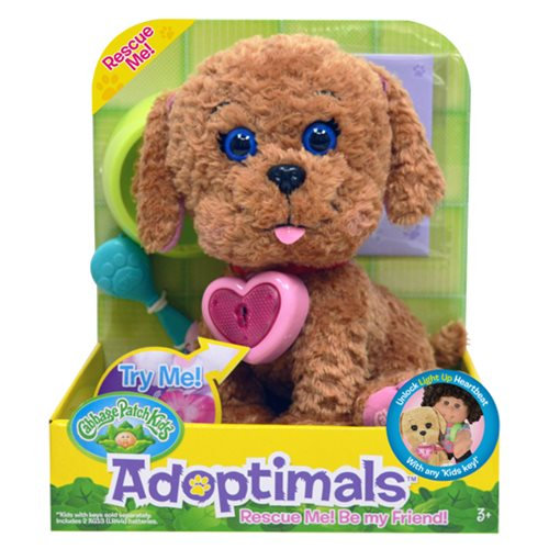 Cabbage Patch Kids Adoptimals Labradoodle Puppy 9-Inch Plush