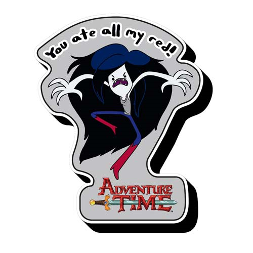 Adventure Time Marceline Funky Chunky Magnet