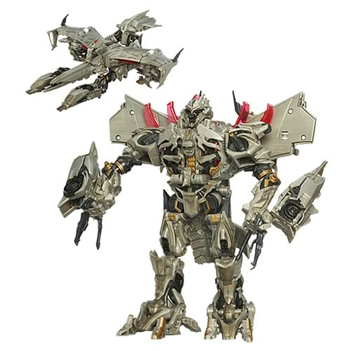 Transformers Movie Leader Premium Megatron Figure