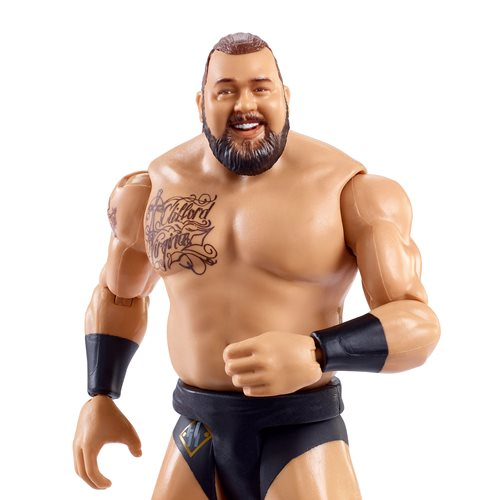 WWE Tucker Basic Series 117 Action Figure