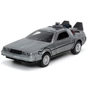 Back to the Future Time Machine 1:32 Scale Die-Cast Metal Vehicle