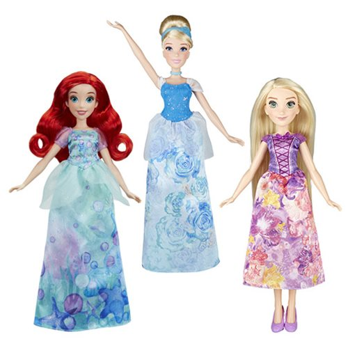 Disney Princess Classic Fashion Doll Wave 3 Case
