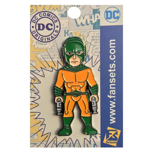 DC Comics Mirror Master Pin