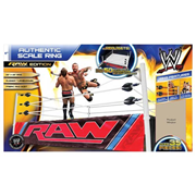WWE Authentic Scale Ring