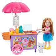 Barbie Club Chelsea Snack Cart