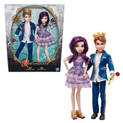 Disney Descendants Dolls 2-Pack Ben & Mal Figures, Not Mint