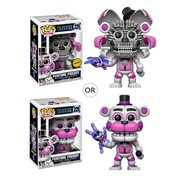 Five Nights at Freddy's Sister Location Funtime Freddy Pop! Vinyl Figure #225