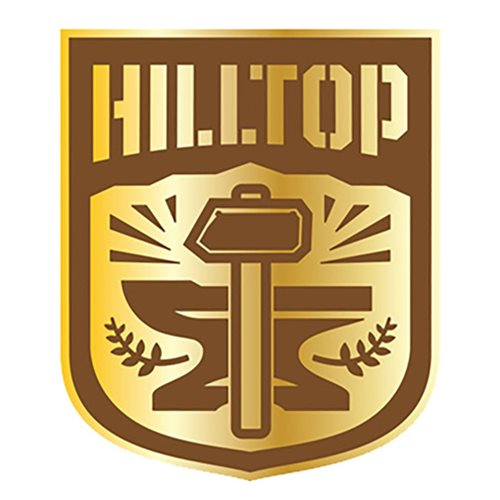 The Walking Dead Hilltop Faction Pin