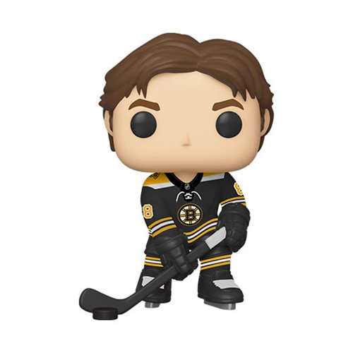 NHL Bruins David Pastrnak (Home Jersey) Pop! Vinyl Figure
