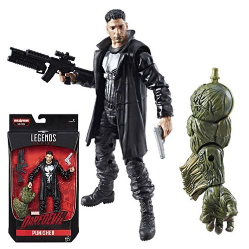 Marvel Knights Marvel Legends Series 6-inch Punisher Action Figure
