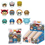 Marvel Tsum Tsum Series 1 3-D Figural Key Chain 6-Pack