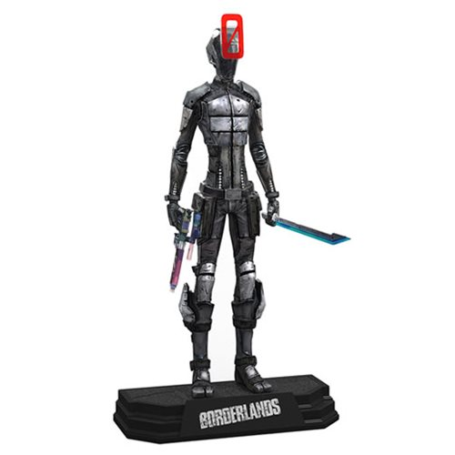 Borderlands Zer0 7-Inch Action Figure