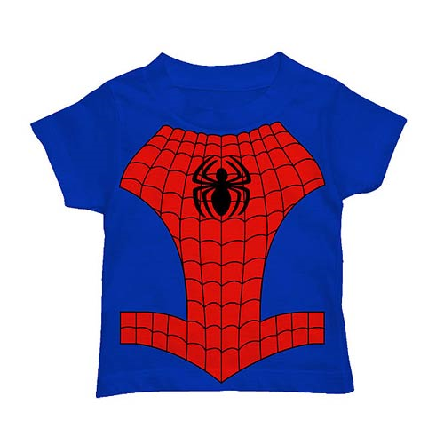 Spider-Man Toddler Costume T-Shirt